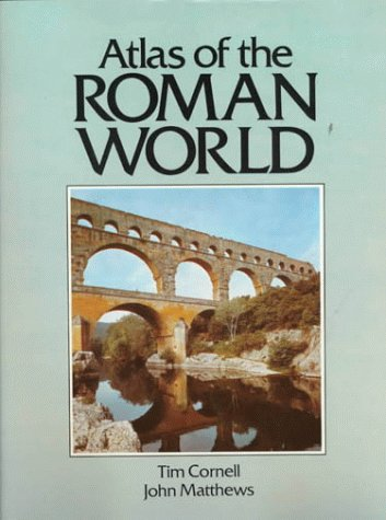 9780871966520: Atlas of the Roman World (Cultural Atlas)