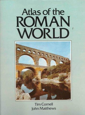 9780871966520: Atlas of the Roman World
