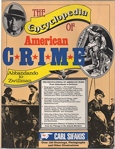9780871967633: Encyclopedia of American Crime