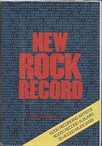 9780871967749: New Rock Record