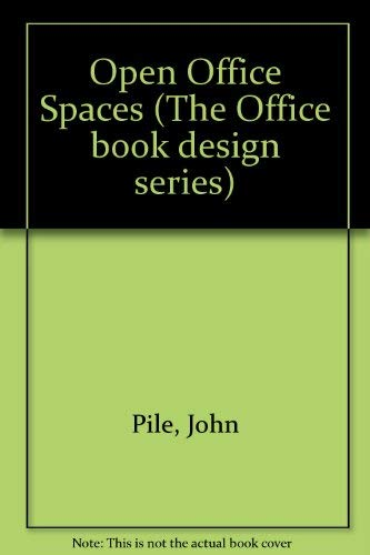 9780871967824: Open Office Space: The Office Book Design Series