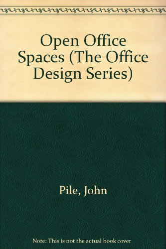 9780871967831: Open Office Space (The Office Design Series)