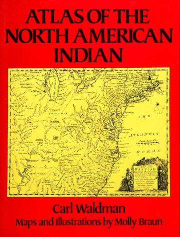 9780871968500: Atlas of the North American Indian