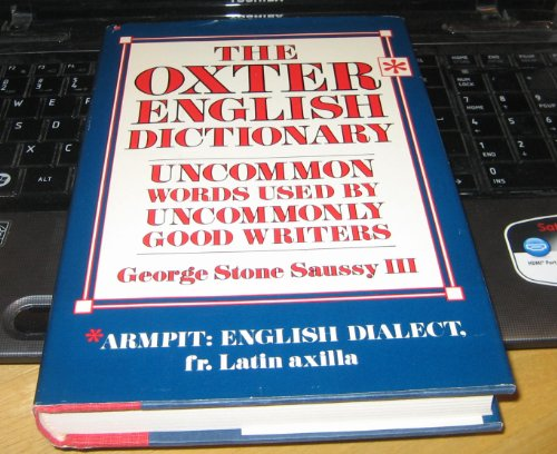 9780871969620: The Oxter English Dictionary