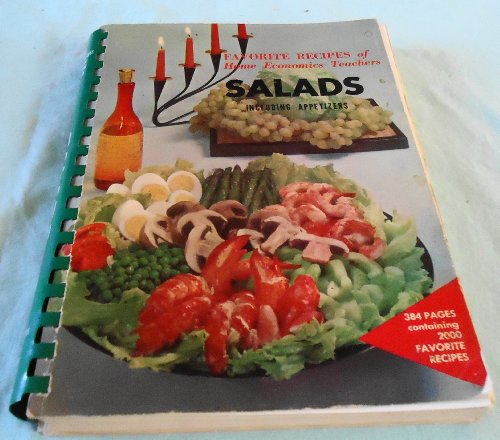 Salads and vegetables cookbook: Favorite recipes of: Author
