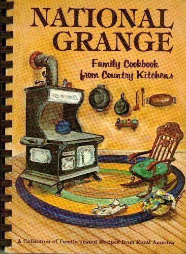 National Grange Family Cookbook from Country Kitchens: National Grange