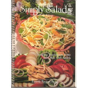 9780871973016: Simply Salads