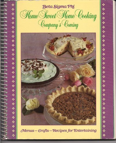 9780871973771: Home sweet home cooking: Company's coming