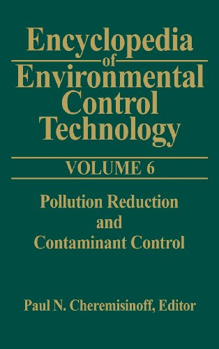 9780872012851: Encyclopedia of Environmental Control Technology, Vol. 6: Pollution Reduction and Containment Control