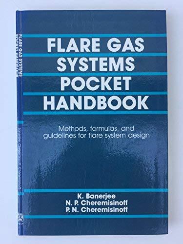 9780872013100: Flare Gas Systems Pocket Handbook