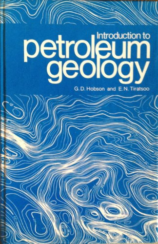 Introduction to Petroleum Geology,2nd edition: Hobson, George Douglas
