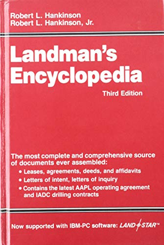 Landman's Encyclopedia