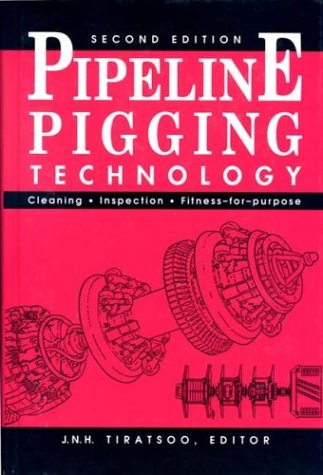 9780872014268: Pipeline Pigging and Inspection Technology, Second Edition