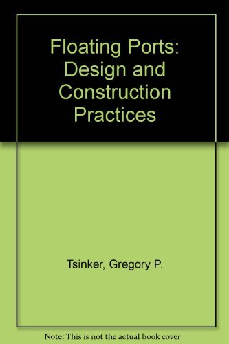 9780872017238: Floating Ports: Design and Construction Practices