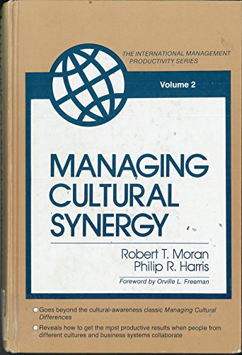9780872018273: Managing Cultural Synergy (Building Blocks of Human Potential Series,)