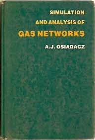 9780872018440: Simulation and Analysis of Gas Networks