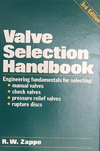 9780872018631: Valve Selection Handbook