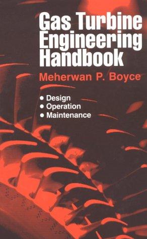 Theory and Design Sawyers Gas Turbine Engineering Handbook