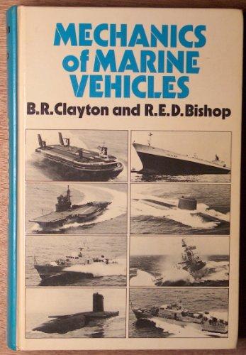 9780872018976: Mechanics of Marine Vehicles
