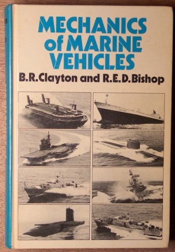 9780872018976: Mechanics of Marine Vehicles