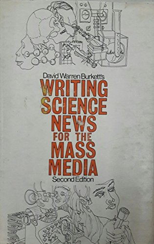 9780872019249: Writing Science News for the Mass Media
