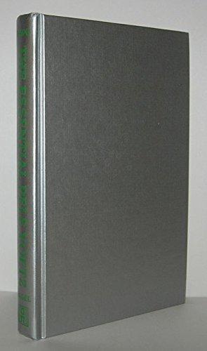 9780872031371: The Essential Pele Yoetz: An Encyclopedia of Ethical Jewish Living