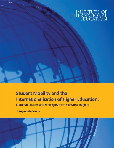 9780872063419: Student Mobility and the Internationalization of Higher Education: National Policies and Strategies from Six World Regions (A Project Atlas Report)