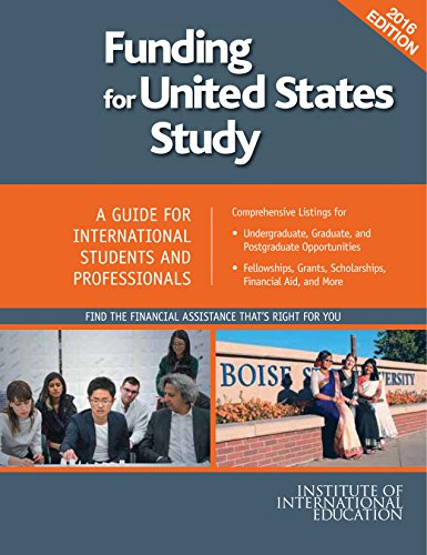 9780872063877: Funding for United States Study 2016 (Funding For US Study)
