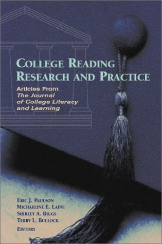 9780872070011: College Reading Research and Practice: Articles from the Journal of College Literacy and Learning