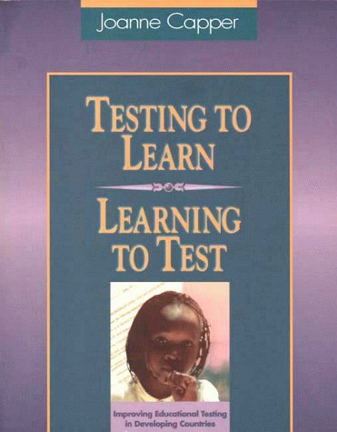 Testing to Learn--Learning to Test: Joanne Capper