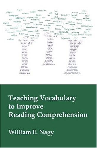 9780872071513: Teaching Vocabulary to Improve Reading Comprehension