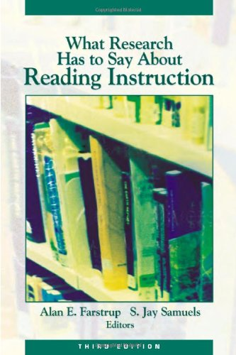 9780872071773: What Research Has to Say about Reading Instruction