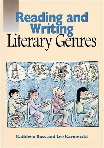 9780872072572: Reading and Writing Literary Genres
