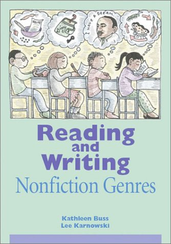 9780872073463: Reading and Writing: Nonfiction Genres