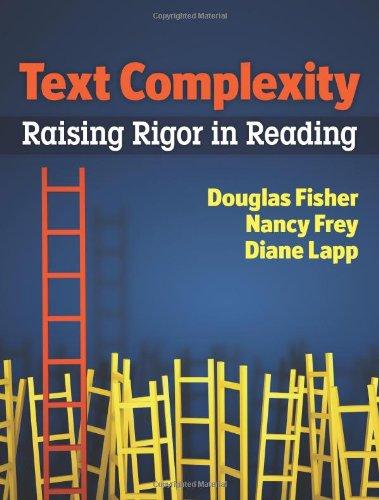 9780872074781: Text Complexity: Raising Rigor in Reading
