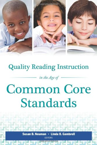 9780872074965: Quality Reading Instruction in the Age of Common Core Standards