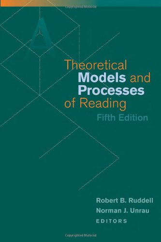 9780872075023: Theoretical Models and Processes of Reading