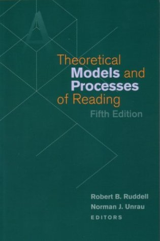 9780872075047: Theoretical Models and Processes of Reading