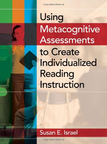 9780872076211: Using Metacognitive Assessments to Create Individualized Reading Instruction