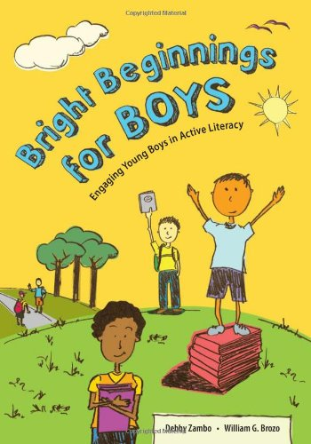 9780872076839: Bright Beginnings for Boys: Engaging Young Boys in Active Literacy