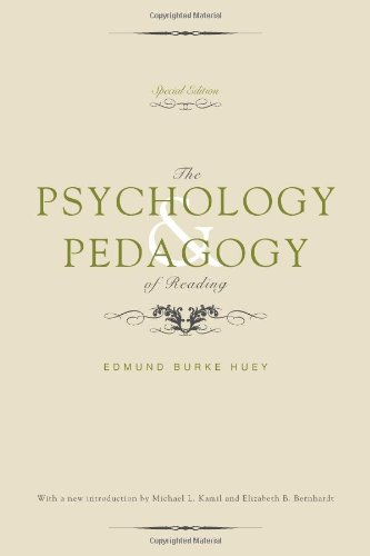 9780872076969: The Psychology and Pedagogy of Reading