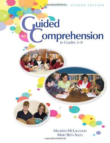 9780872077126: Guided Comprehension in Grades 3-8, Combined Second Edition