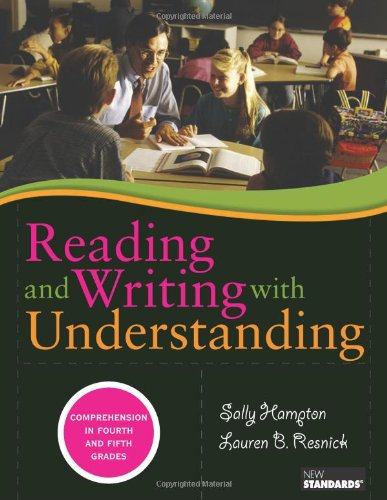 9780872077676: Reading and Writing with Understanding: Comprehension in Fourth and Fifth Grades