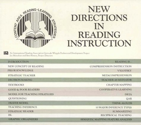 New Directions in Reading Instruction: Joy Monahan; Bess