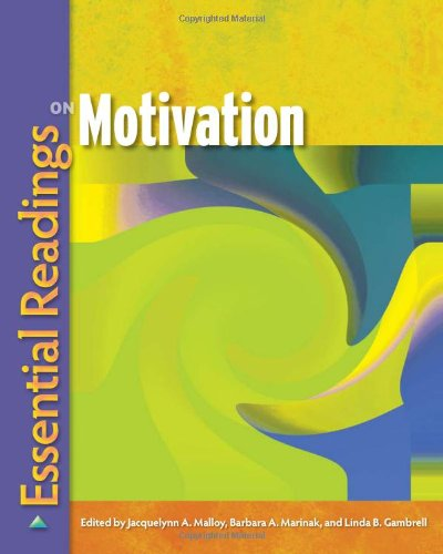 9780872078109: Essential Readings on Motivation