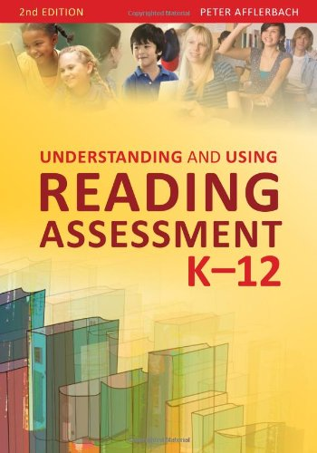 9780872078314: Understanding and Using Reading Assessment, K-12, Second Edition