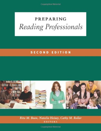 9780872078352: Preparing Reading Professionals, 2nd Edition
