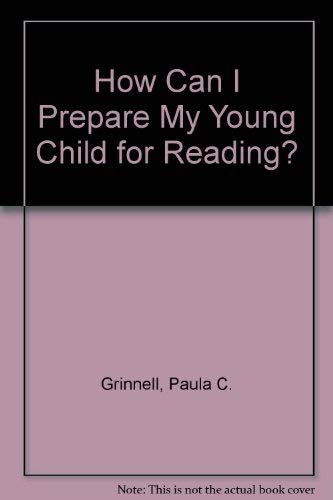 9780872078819: How Can I Prepare My Young Child for Reading? (An IRA Micromonograph)