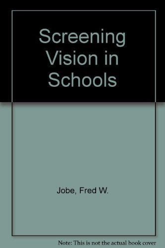 Screening Vision in Schools