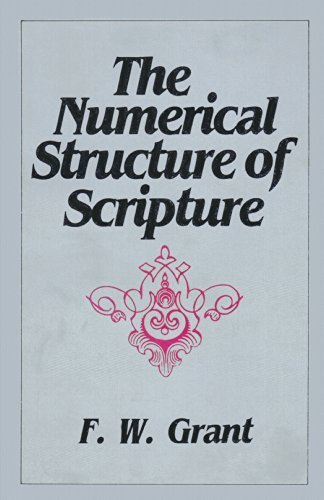 9780872132696: Numerical Structure of Scripture